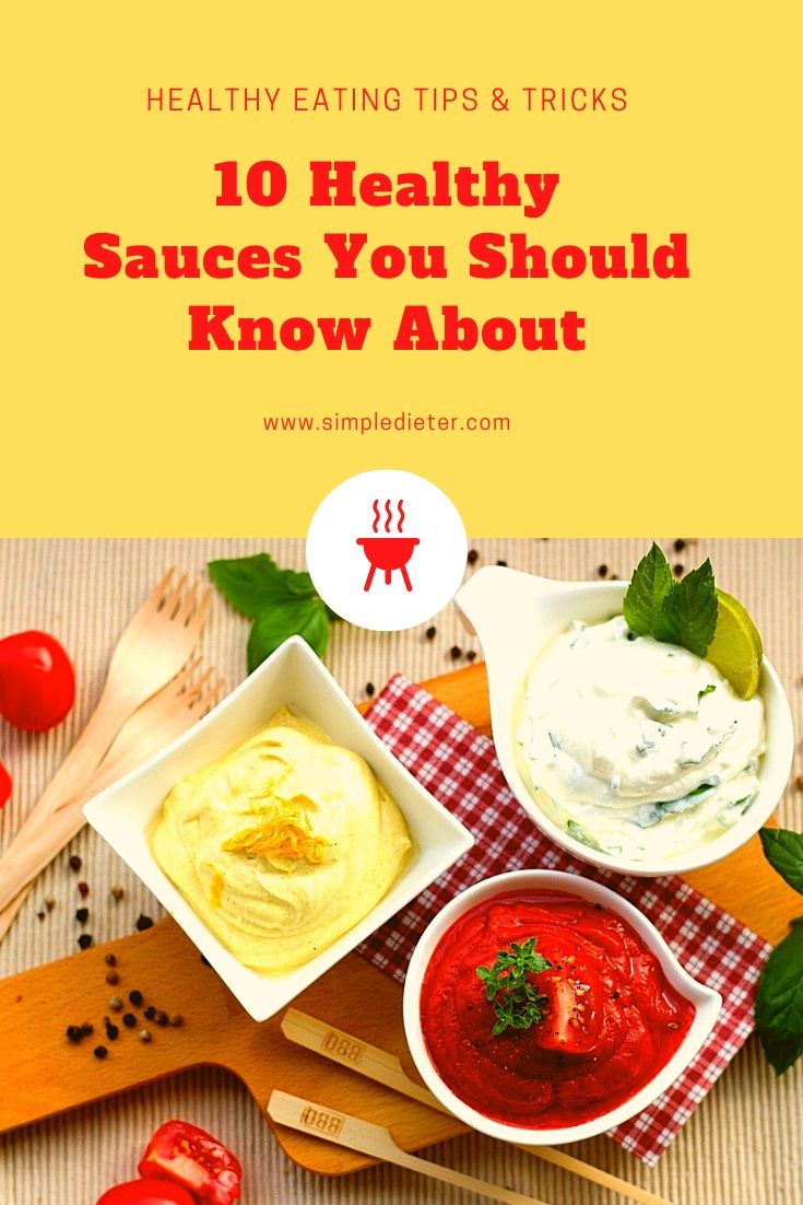 10 Healthy Sauces You Should Know About