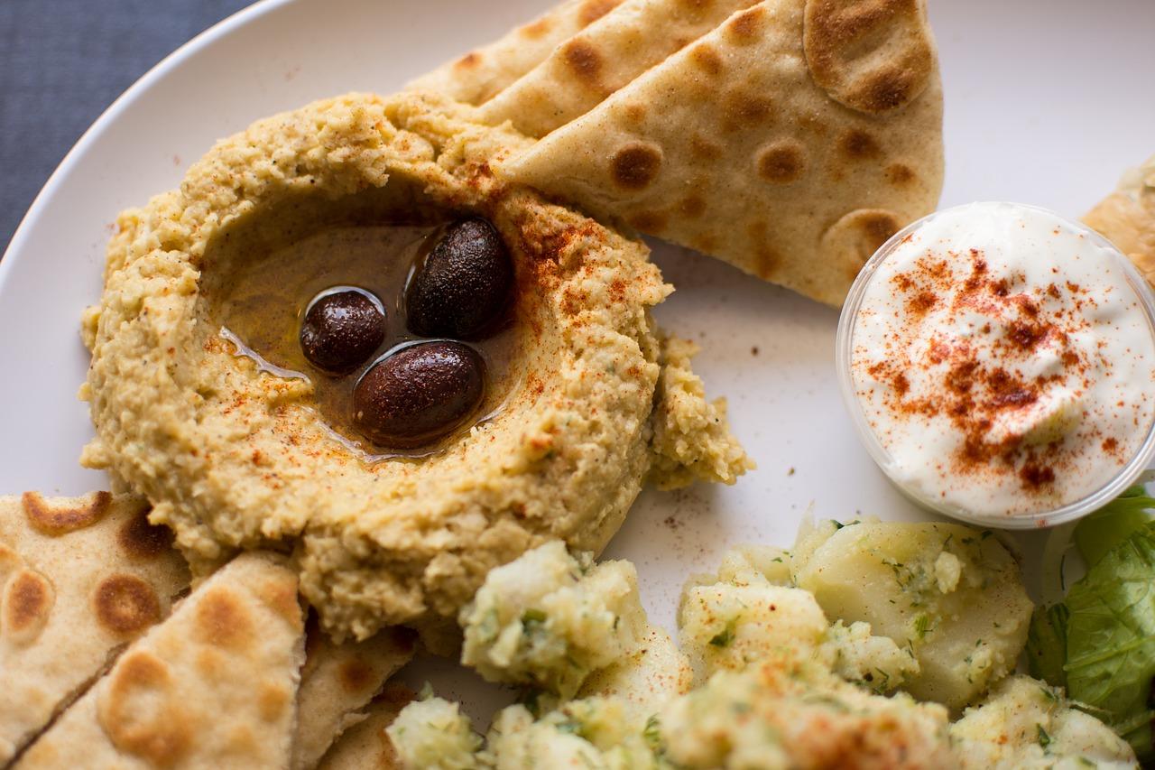 Healthy Hummus Filling