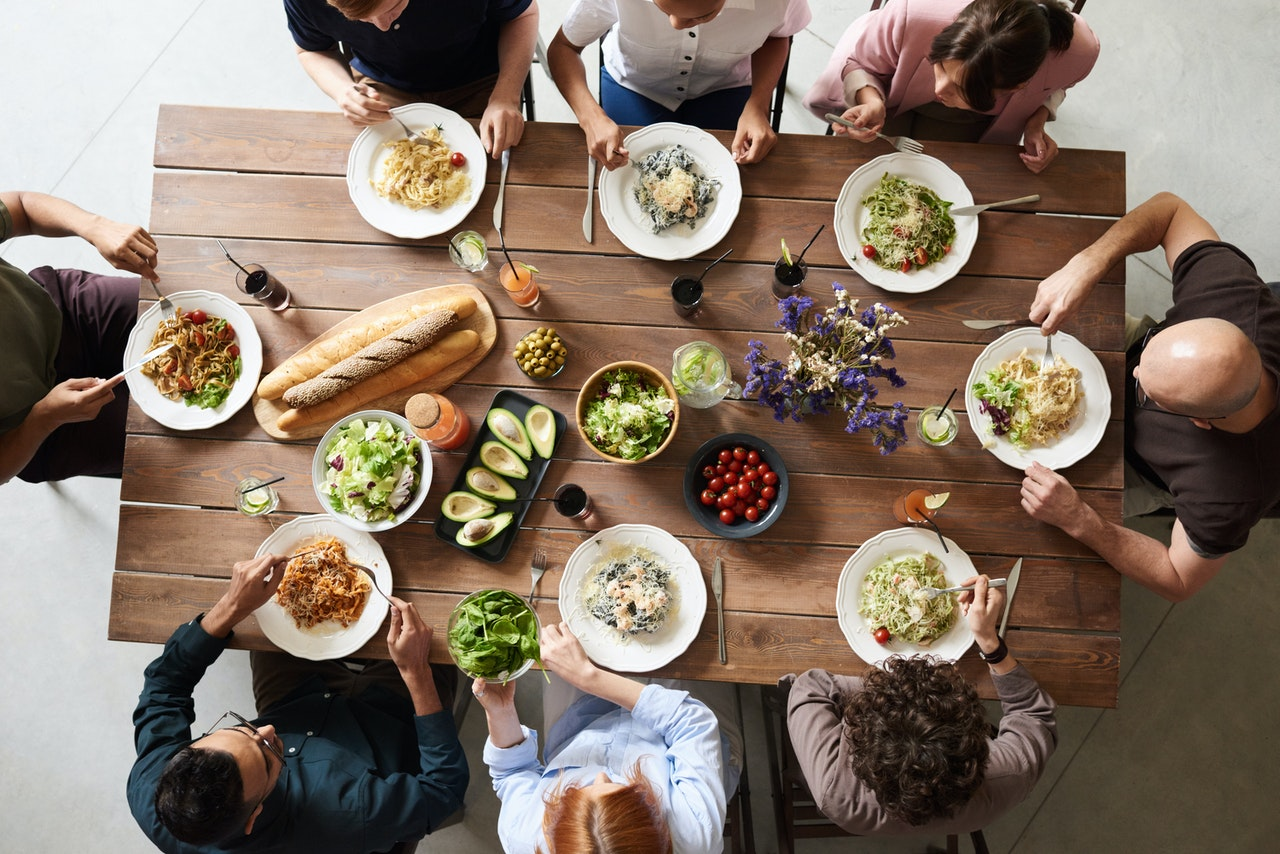 11 Cooking Tips for a Healthy Family